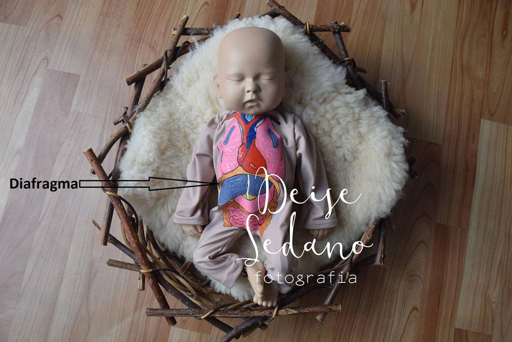 Brazil Newborn Posing Doll