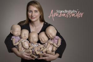 Newborn photographer Sandra Moffatt