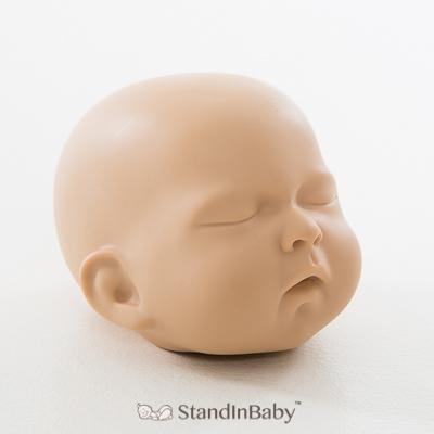 StandInBaby Head