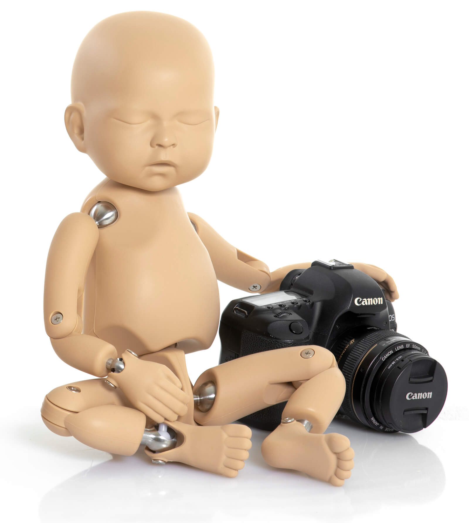 Newborn Photography Doll