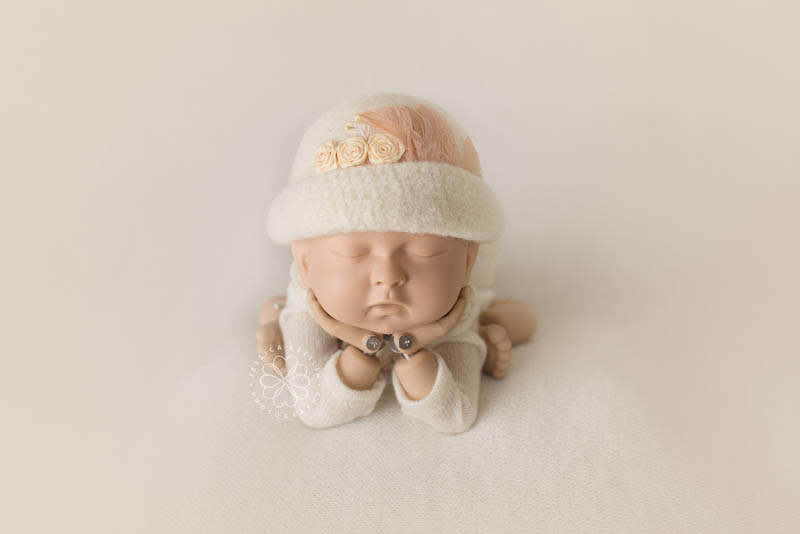Kelly brown newborn photography training doll by kelly brown